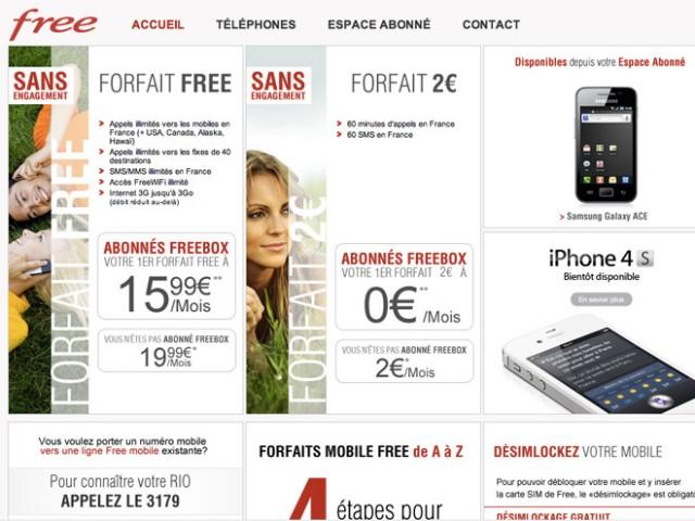 Free Mobile : un abonné télécharge 55 Go en trois jours