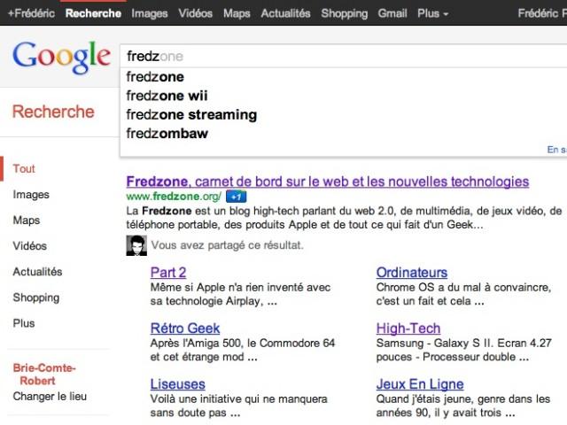 Google Instant désactivé pour les ordinateurs trop lents