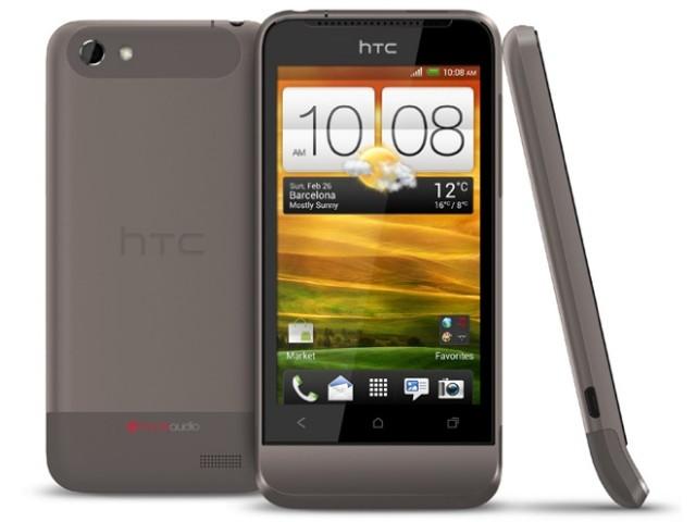 HTC : One V, One S et One X