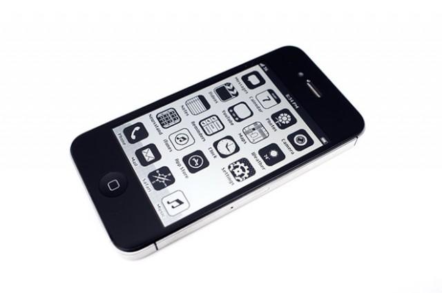 Voilà à quoi aurait pu ressembler iOS dans les années 80