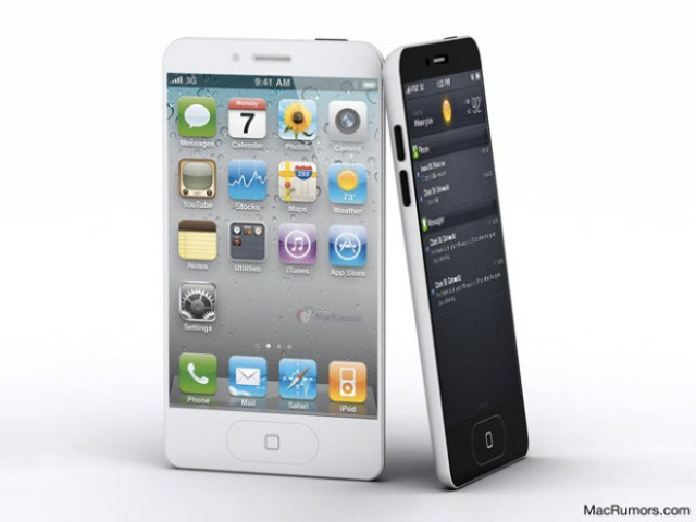 iPhone 5 : sortie en septembre / octobre 2012 ?
