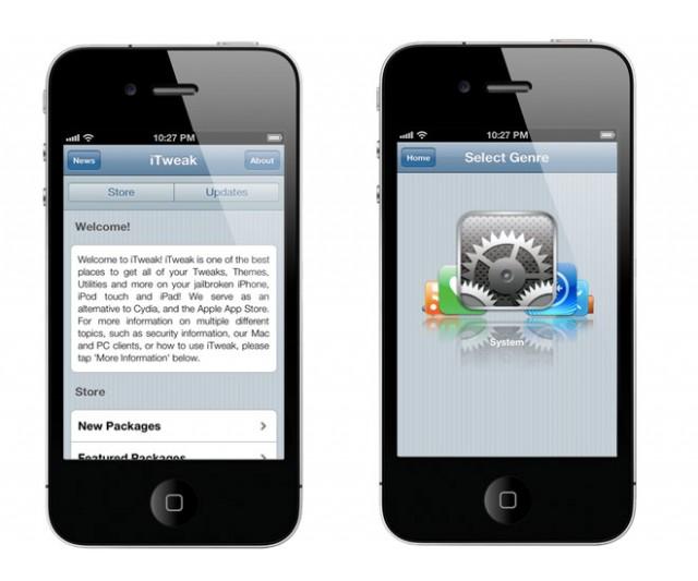 iTweakStore, bientôt un concurrent à Cydia