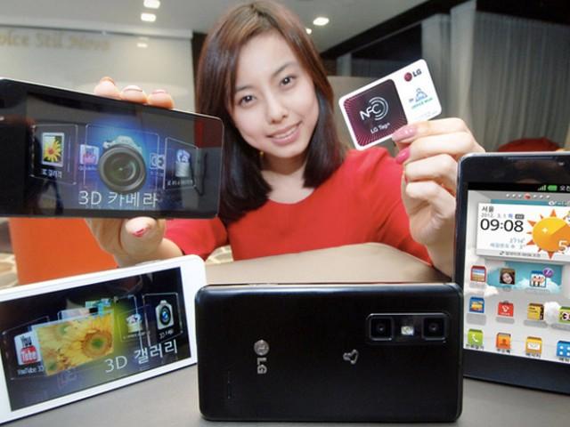 LG Optimus 3D Max : le retour de la 3D !