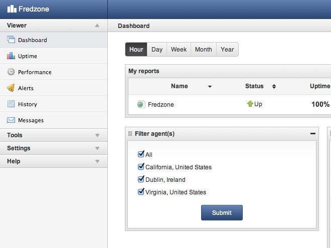Wupbox, un outil de monitoring simple et efficace pour vos sites