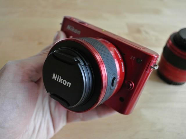 Test : Nikon J1