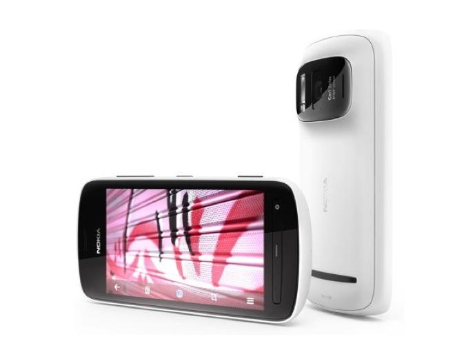 Nokia : Lumia 610, Lumia 900 et 808 PureView