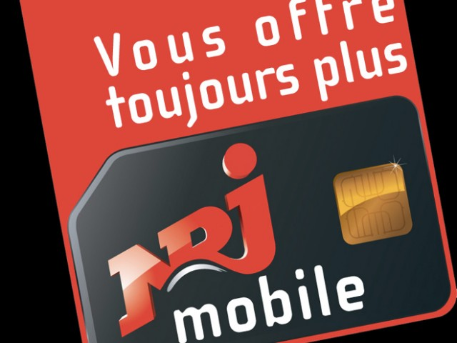 NRJ Mobile lance de nouveaux forfaits