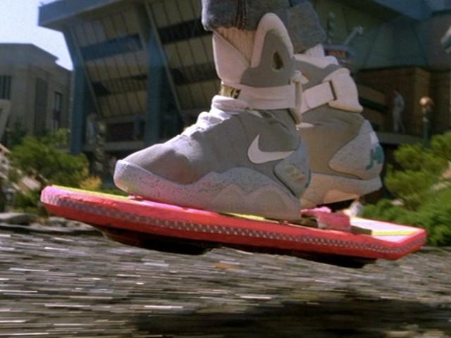 """L'Hoverboard de """"Retour dans le futur"""" va devenir une réalité !"""
