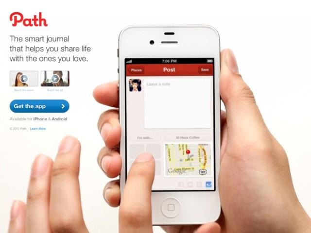Path récupère le contenu de notre carnet d'adresses