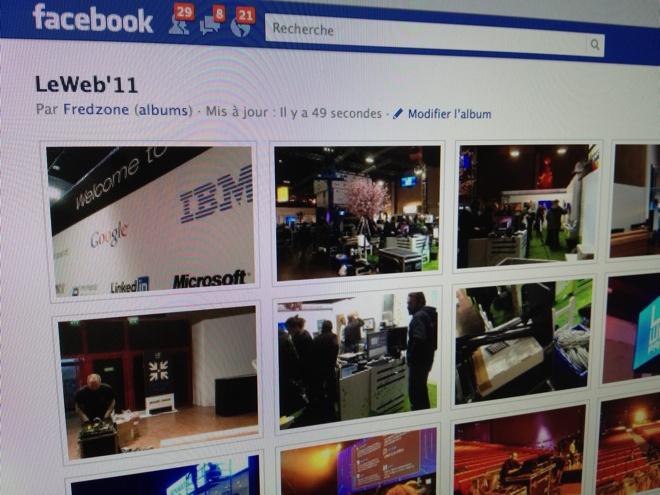 Facebook conserve (toujours) vos photos supprimées