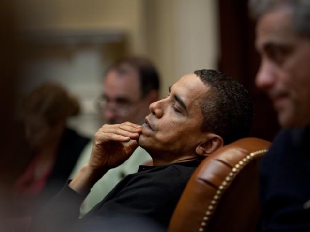 Obama partage sa playlist Spotify sur Twitter