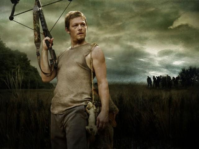 The Walking Dead : une promo qui crève l'écran