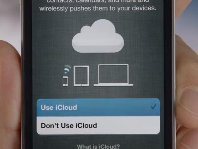 Apple : une jolie publicité pour iCloud