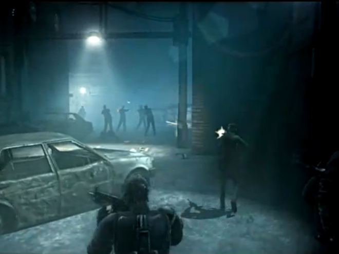 Trailer : Resident Evil Operation Raccoon City