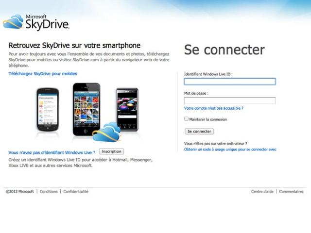 Windows 8 : vers une meilleure intégration de SkyDrive