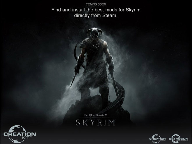 Skyrim : le Creation Kit est disponible !