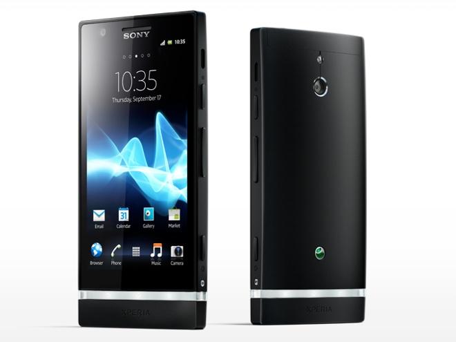 Sony : Xperia P, Xperia U et SmartDock