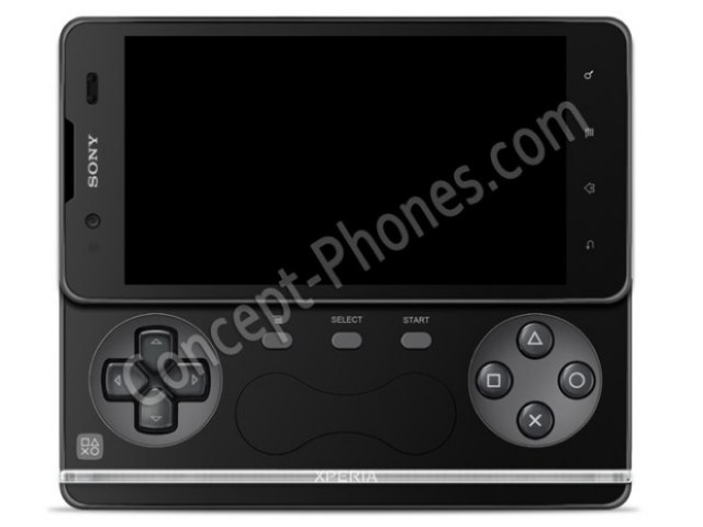 Une photo du Sony Xperia Play 2 ?