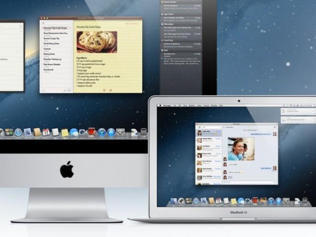 OS X Lion : les spécifications minimales