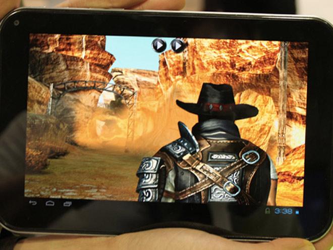 Toshiba : une tablette 7.7 pouces sous Tegra 3