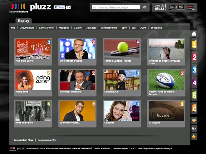 Télécharger toutes les séries et toutes les émissions de Pluzz