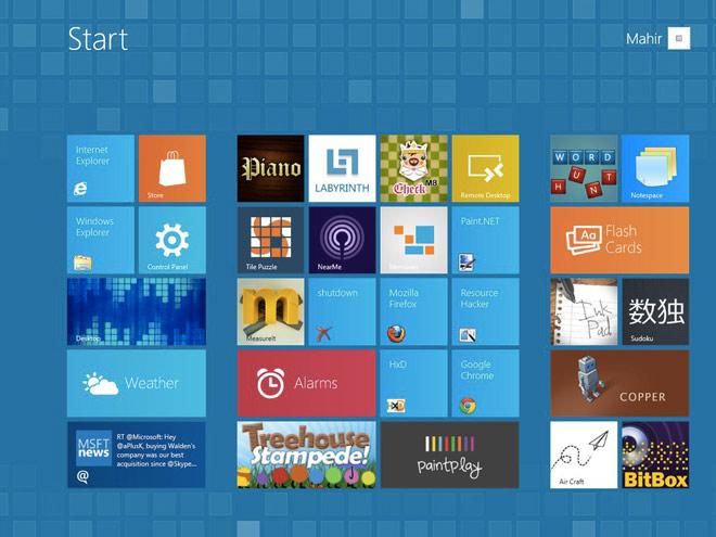 Télécharger Windows 8, ce sera possible dès cette après-midi !
