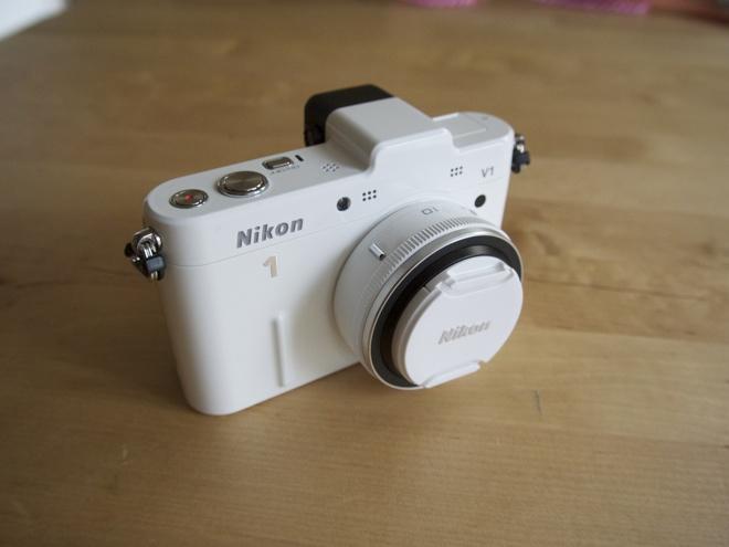 Test : Nikon V1