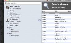 Tomahawk : iTunes, Spotify, YouTube, Grooveshark ou encore Soundcloud dans le même logiciel !