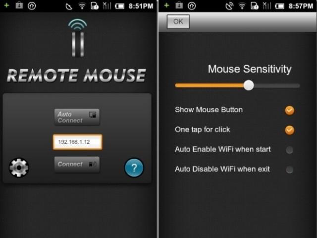 Transformer son mobile Android en clavier et en souris pour son Mac ou son PC