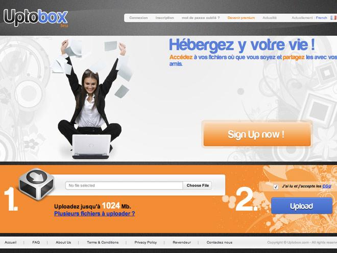 Uptobox réduit aussi son débit pour les comptes gratuits