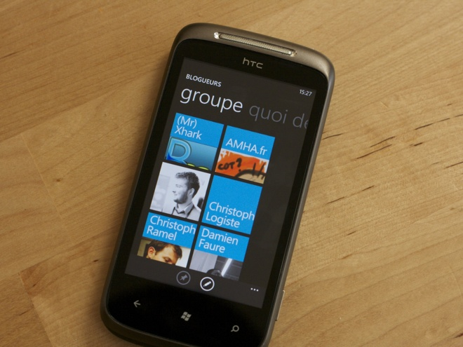 Windows Phone 8 : un parfum de Windows 8