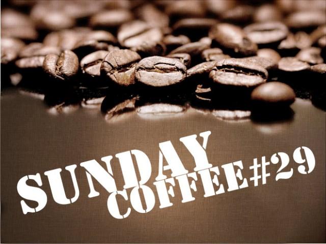 Sunday Coffee #29 : Windows 8, MWC 2012 et concours à gogo