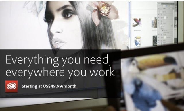 Adobe CS6 : lancement le 24 avril 2012 ?