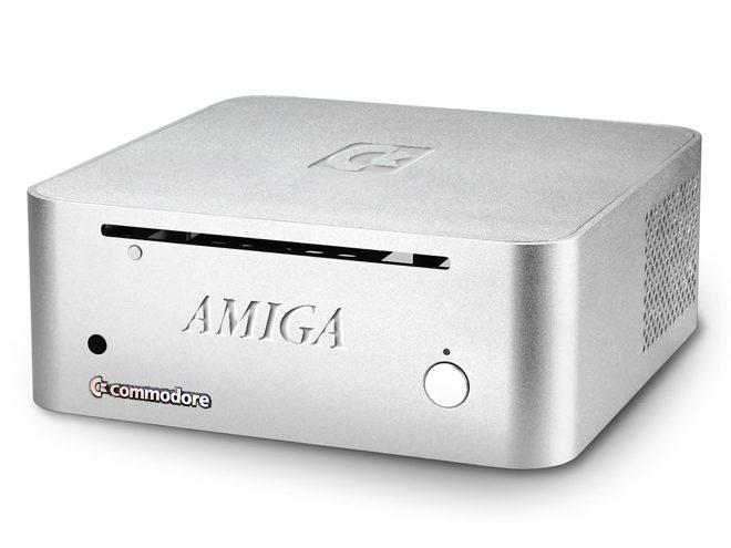Amiga Mini, le nouvel ordinateur de Commodore