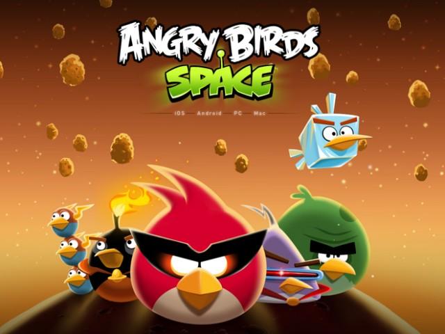 Angry Birds Space : plus d'informations sur le prochain jeu de Rovio