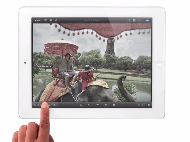 20 applications pour le nouvel iPad Retina Display