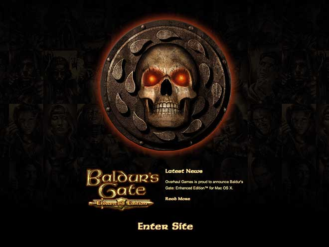 Baldur's Gate Enhanced Edition sera aussi disponible sur Mac