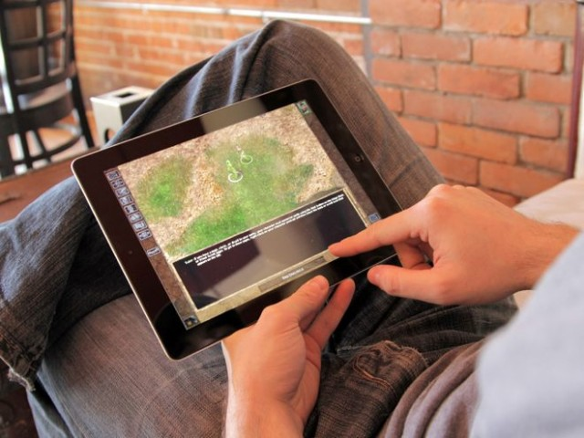 Baldur's Gate Enhanced Edition sera disponible sur iPad !