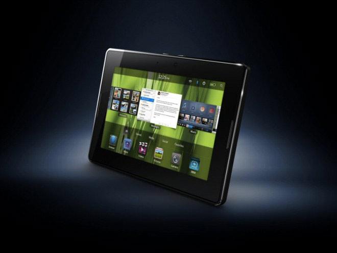 Utiliser un BlackBerry comme manette pour la PlayBook