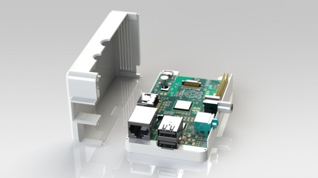 ModMyPi, un boitier pour le Raspberry Pi