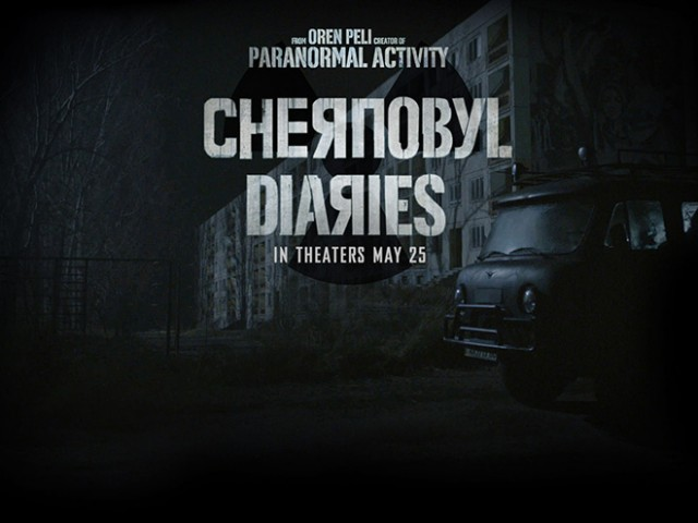 Chernobyl Diaries, un film d'horreur en plein Tchernobyl