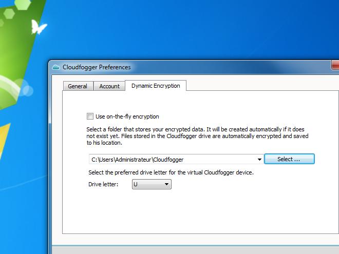 Cloudfogger : chiffrer ses fichiers sur Dropbox, Box.net ou SkyDrive