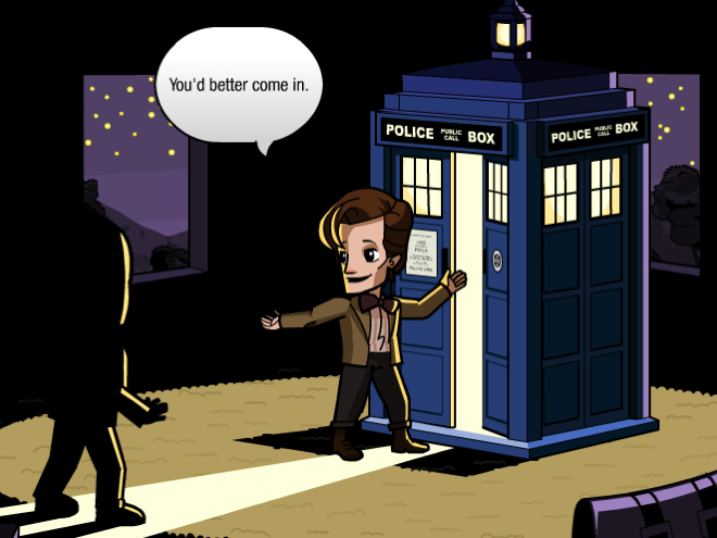 Doctor Who Worlds in Time est disponible pour tout le monde