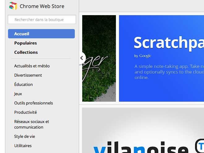 Des programmes malveillants se cachent sur le Chrome Web Store !