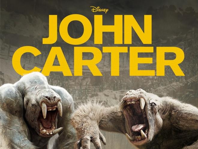 John Carter : un extrait de 10 minutes pour patienter jusqu'au 7 mars