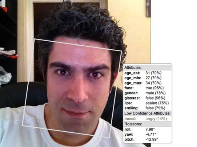 Face.com, un service pour connaître l'âge d'une personne