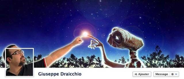 La Timeline Facebook E.T