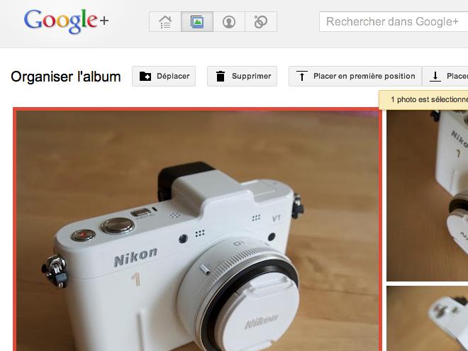 Google+ : intégration de Google Docs et nouvelle interface pour les images