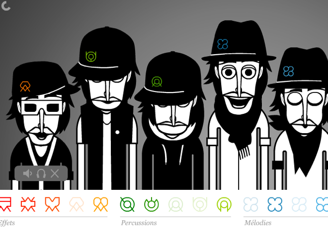 "Incredibox : du ""human beat-box"" en quelques clics"