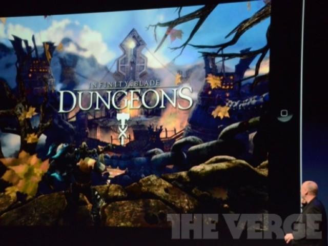 Infinity Blade Dungeons : bientôt un Diablo-like sur iOS !